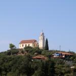 Монастырь на холме