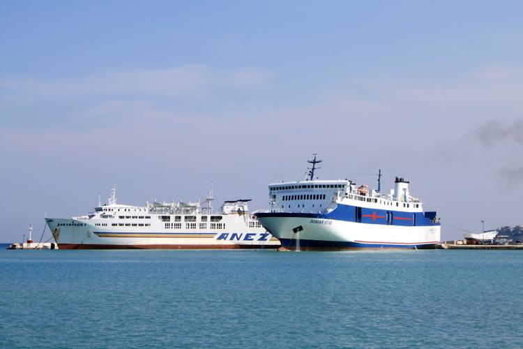 Порт Закинтос