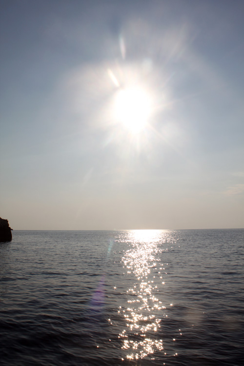 Солнечное море