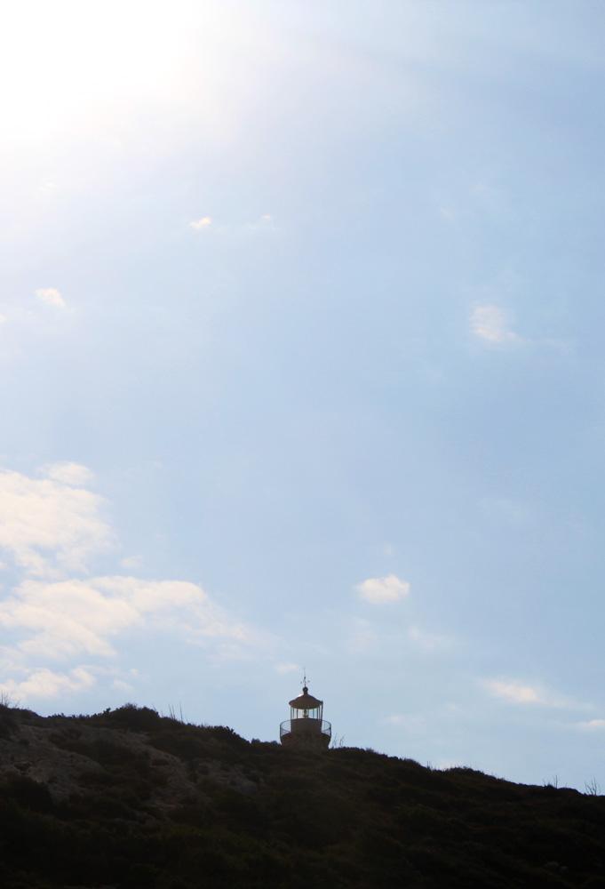 Маяк на мысе Скинари