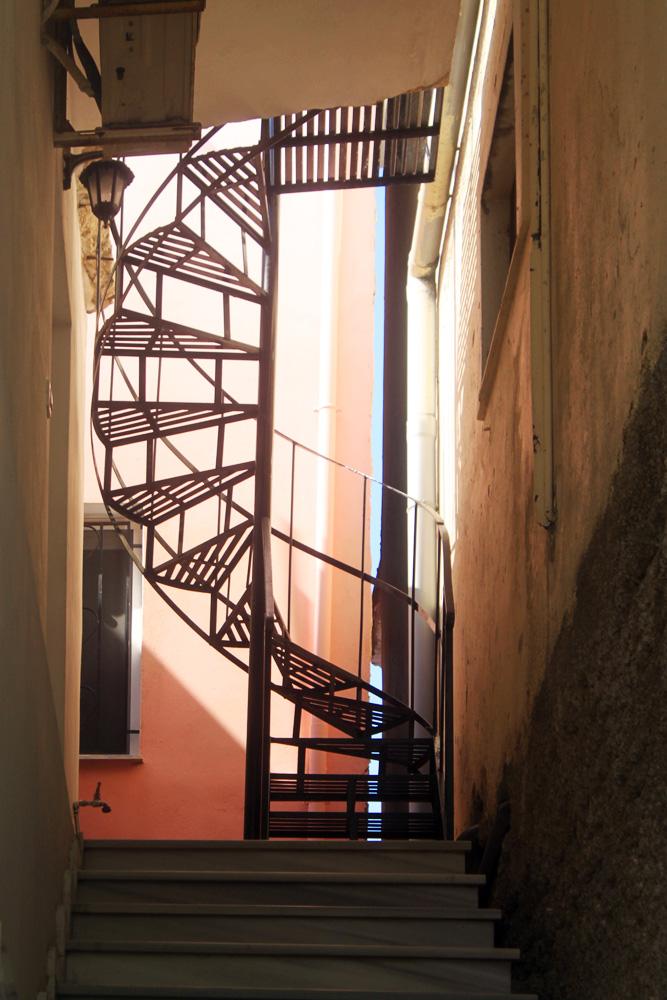 Лестница в Закинтосе
