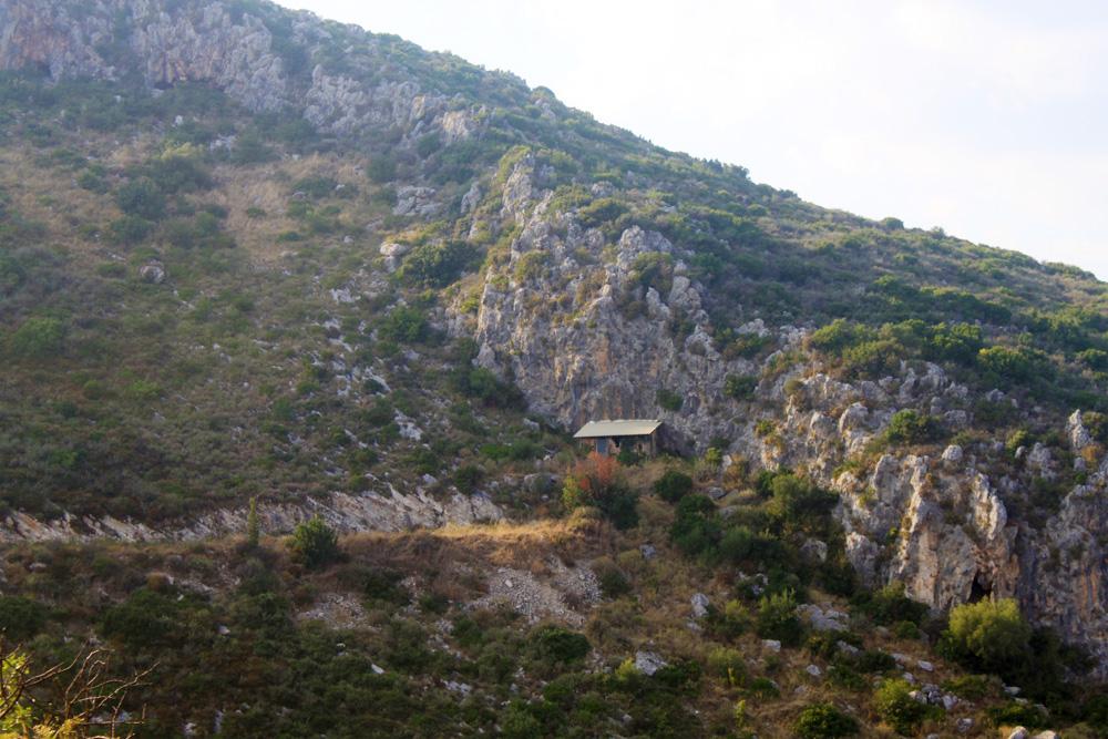 Пещера Святого Дионисия